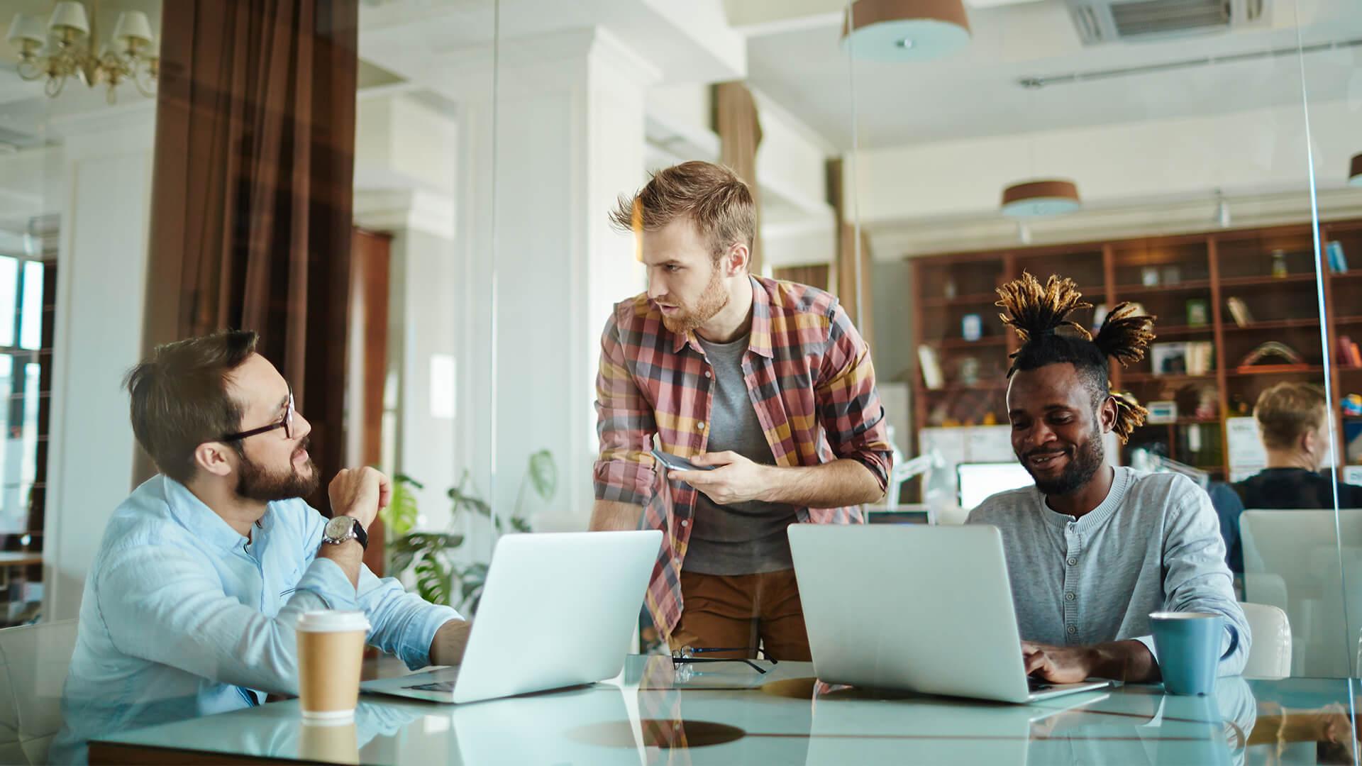 Sliderafbeelding Accountant in Business