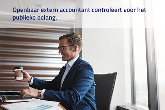 Extern accountant